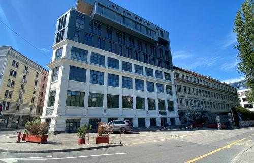 Real estate company financing